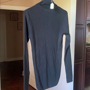 Brand new Black turtle neck sweater